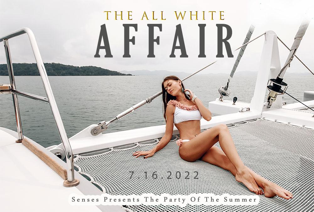 Senses White Party