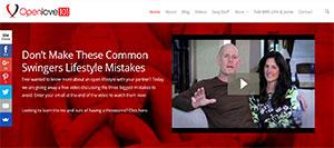 Openlove 101 swinger advice site