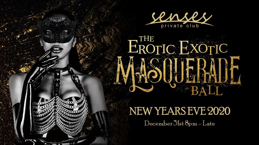 Sexy New Year party at Senses