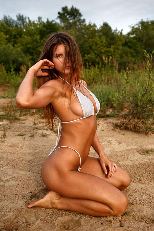 Sexy companion at escort resort